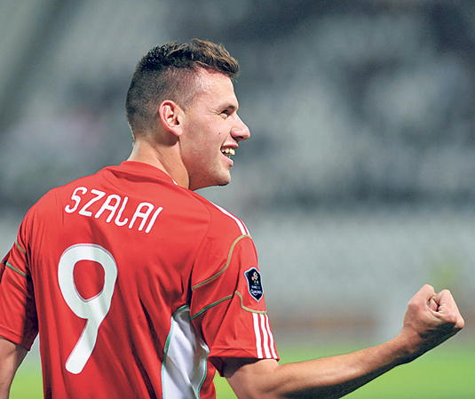 Bild: Arsenal target Adam Szalai has a €15m release clause
